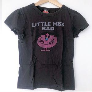EUC Little Miss Cotton Tee - Miss Bad